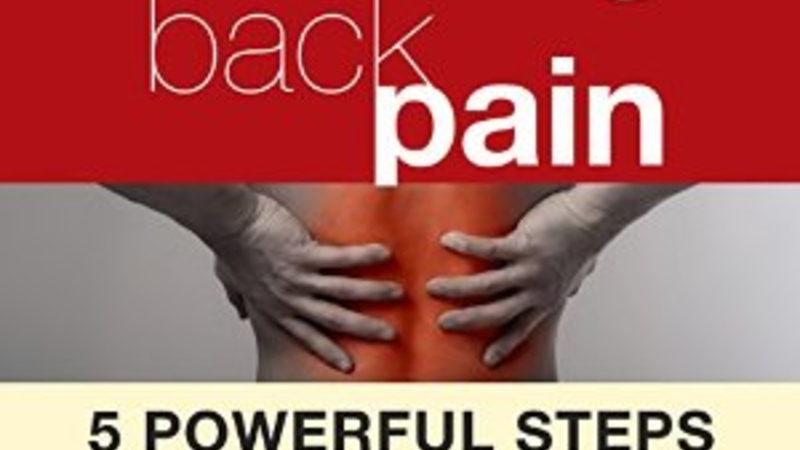 ending back pain book cover