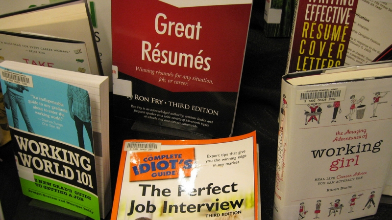 job hunting books and interview guides
