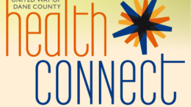 United Way HealthConnect logo