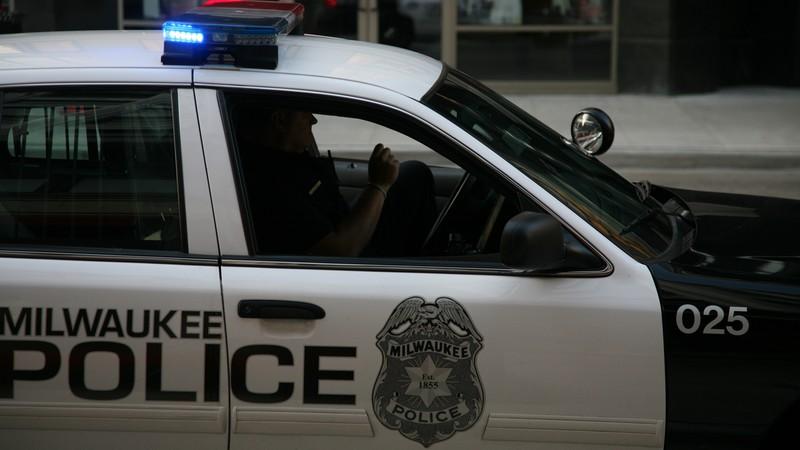 Milwaukee Police car