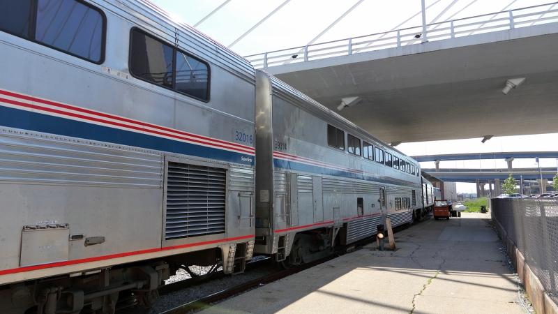 Amtrak in Milwaukee