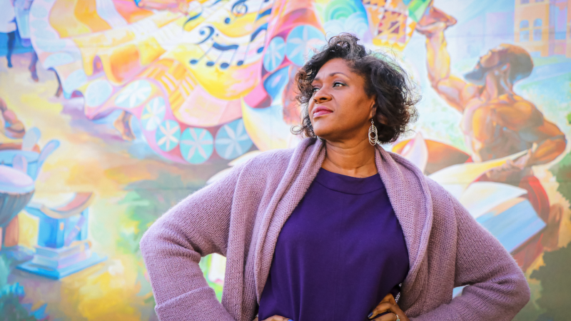 Wisconsin Poet Laureate Dasha Kelly Hamilton