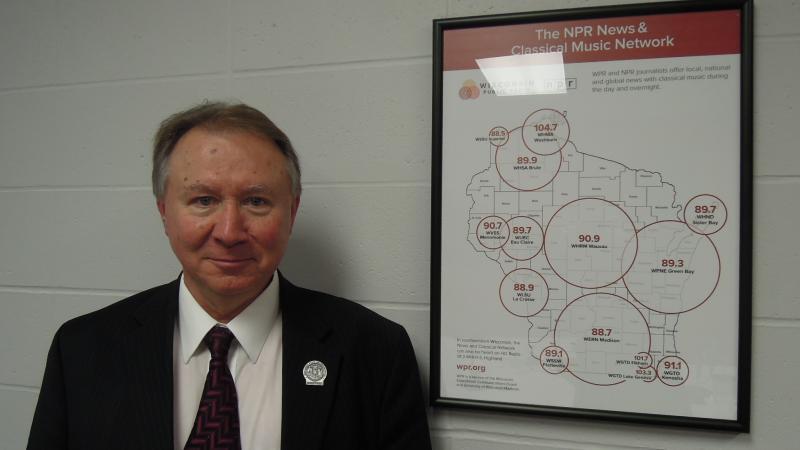 State Rep. Steve Doyle, D-Onalaska