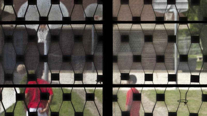 juvenile prison