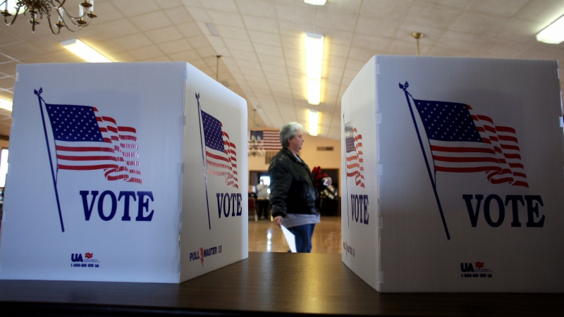 Elections, election security