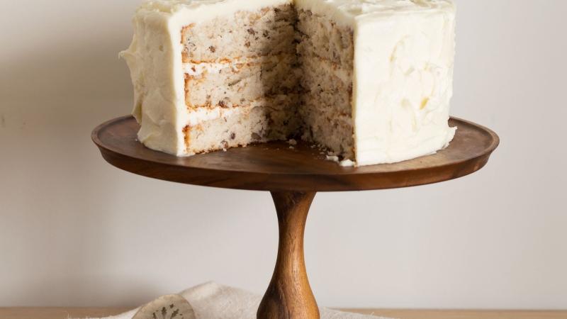 Miss Geraldine's Italian Cream Cake