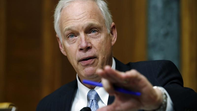 United States Senator Ron Johnson Republican Congress Lawmaker