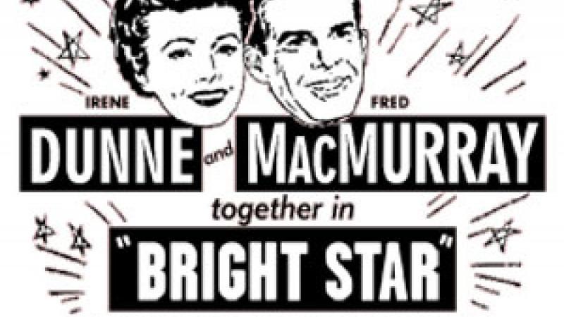 Promotional Illustration for radio program Bright Star