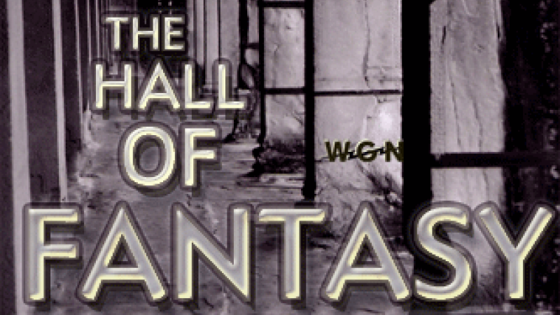 promotional image for The Hall of Fantasy