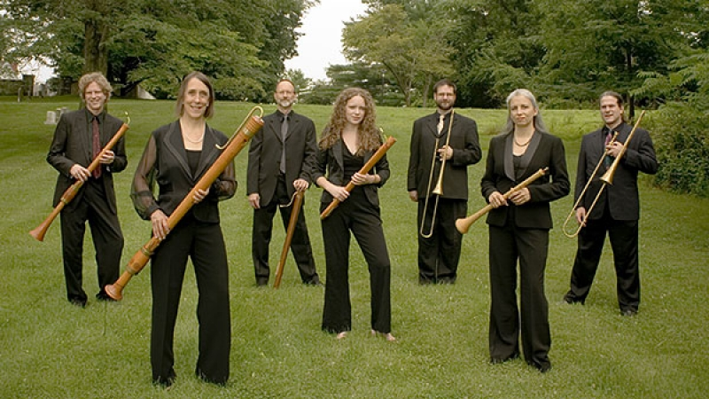 Photo of the Renaissance Band Piffaro