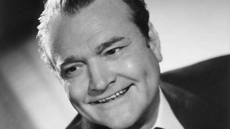 Photo of actor and comedian Red Skelton