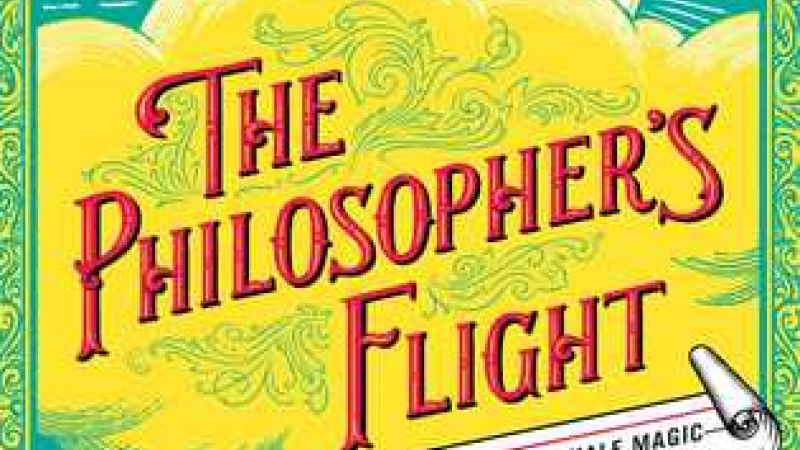 Book cover image for The Philospher's Flight