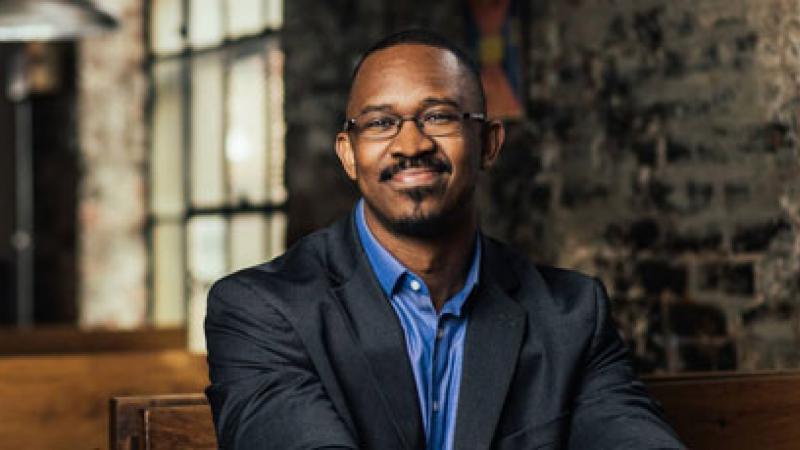 Photo of 1A host Joshua Johnson