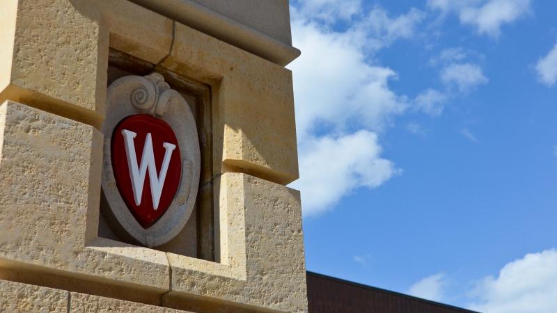 University of Wisconsin shield