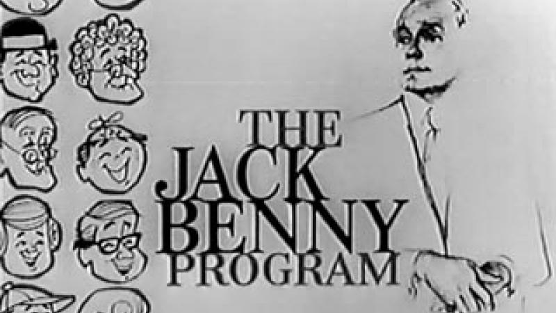 graphic from the Jack Benny radio program