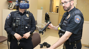Read full article: Some Wisconsin Law Enforcement Agencies Use Virtual Reality Training To Improve Response