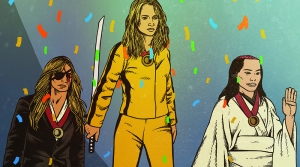 Illustration of Kill Bill