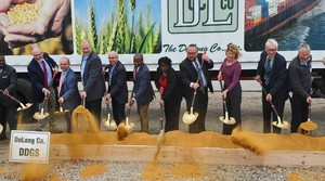Read full article: Port Milwaukee and DeLong Company break ground on new agricultural export facility