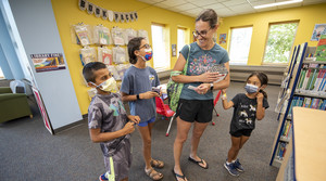 Read full article: For Families With Unvaccinated Kids, COVID-19 Worries Are Still Top Of Mind