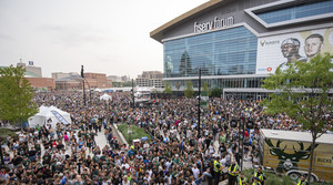Read full article: Bucks Fans Keep The Celebration Going For NBA Champs