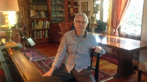Composer John Harbison (photo by Robin Young)