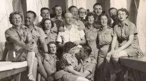 Australian service members in the 1940s