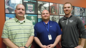 Peter Fletcher, Adam Lorentz and Dustin Hundt