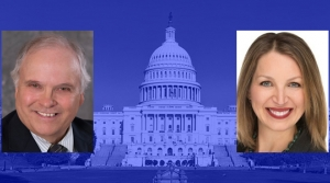 7th Congressional District Candidates Lawrence Dale and Tricia Zunker