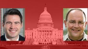Republican Candidates Jason Church and Tom Tiffany