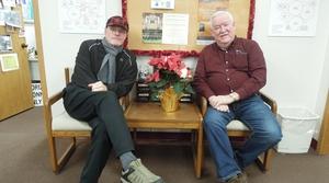 Al Ross and Gary Schwartzhoff