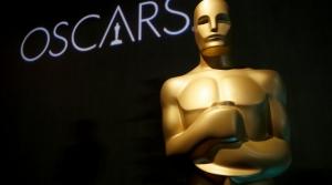 An Academy Award statuette