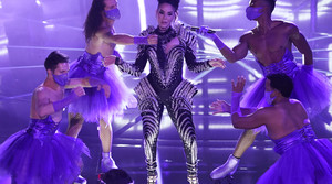 Ivy Queen at the 2020 Billboard Music Awards
