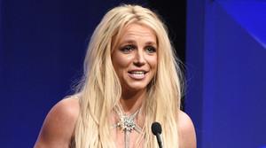 Britney Spears speaking