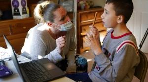 Virus Outbreak Special Education