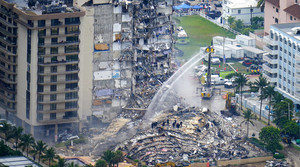 Miami condo collapse