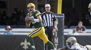 Read full article: Aaron Rodgers, Green Bay Packers Lose Big In Season Opener