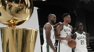 Read full article: Bucks prepare to defend NBA title with preseason starting this week