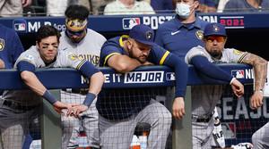 Read full article: Brewers must win Tuesday to remain in playoffs