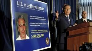 Federal prosecutors announce sex trafficking charges against Jeffrey Epstein