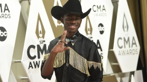 Lil Nas X arrives at the 53rd annual CMA Awards
