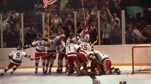US 1980 Olympic Hockey team.