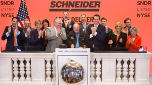 Read full article: Schneider National Goes Public