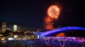 Read full article: Milwaukee Celebrates Summerfest's 50th Anniversary