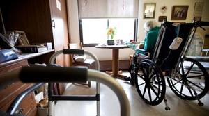 Read full article: Wisconsin Health Officials Advise Restrictions On Nursing Home Visits