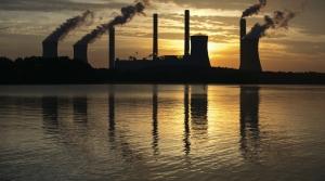 The coal-fired Plant Scherer
