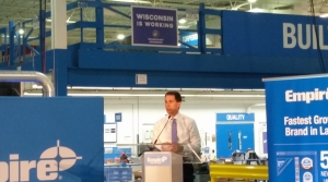 Read full article: Walker Brushes Off Concerns Over Foxconn Plant In China