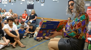 Read full article: Madison Library Brings Drag Queen, Children Together For Storytime