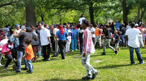 Read full article: Sylville Smith's Family Holds Milwaukee Picnic For Peace