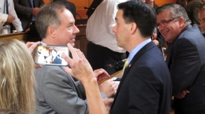Read full article: Vos 'Won't Forget' Walker Budget Vetoes