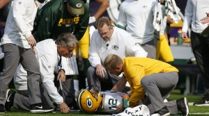 Read full article: Packers Place Aaron Rodgers On Injured Reserve